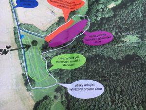 Povolení starosty Sluštice mapa příloha